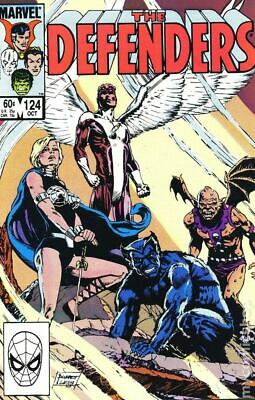 Defenders (1st Series) #124 1983 VG Stock Image Low Grade