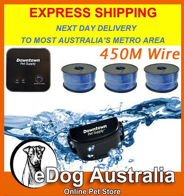450M Wire Invisible Dog Fence 1500Feet Waterproof  Hidden Electric Fence for Dog