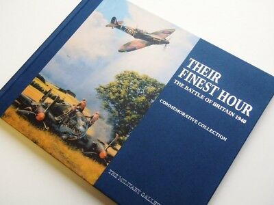 Their Finest Hour: The Battle of Britain SIGNED by WW2 Veteran Archie McInnes