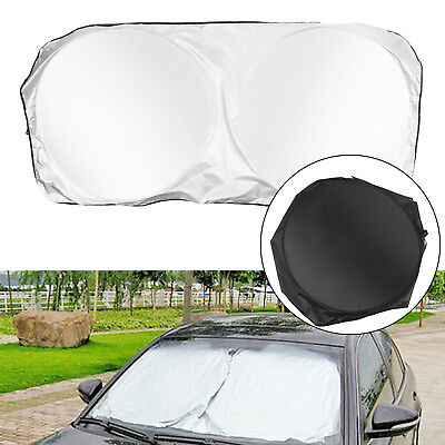 New% Magnetic Car Windscreen Cover Ice Frost Shield Snow Dust Protector Sun Shad