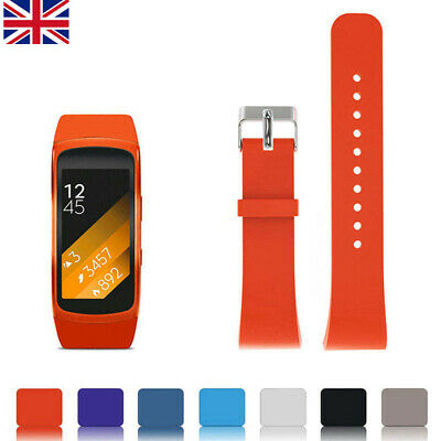 Replacement Silicone Watch Band Strap For Samsung Gear Fit 2 Pro SM-R360 New