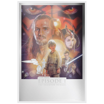 Niue - 2 Dollar 2019 - Star Wars™ Die Dunkle Bedrohung™ Posters (4.) - Silber ST