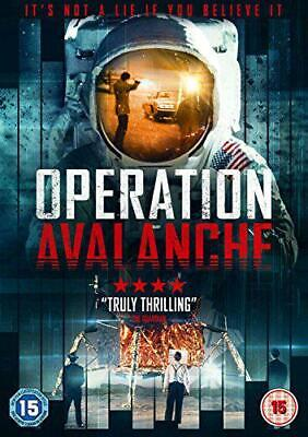 Operation Avalanche [DVD] [2016], DVD, New, FREE & Fast Delivery