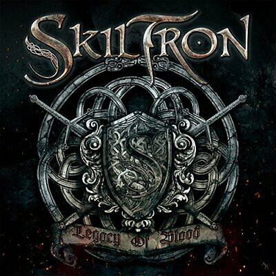 Skiltron-Legacy Of Blood (UK IMPORT) CD NEW