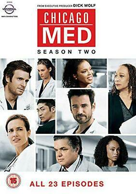 Chicago Med: Season Two [DVD], New, DVD, FREE & Fast Delivery
