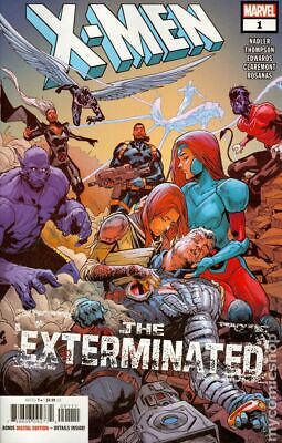 X-men The Exterminated #1 Main Cover Marvel Comic 1st Print Unread 2018