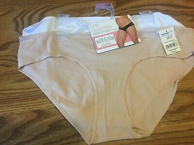 18-20 NWT Great Expectations 2 Pack Seamless Maternity Over-The-Belly Panty 2X