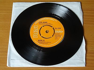 "Floyd Cramer - Theme From Flight Of The Doves : Ex++ Uk 7"" Single - Rca2098"