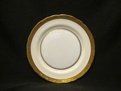 Aynsley HELENE IVORY  Scalloped - Bread and Butter Plate