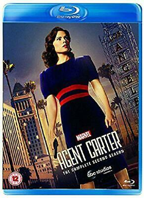 Marvel's Agent Carter - Season 2 [Blu-ray] [Region Free], DVD, New, FREE & Fast