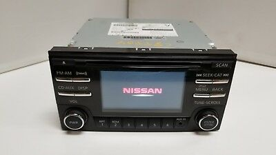 15 NISSAN ALTIMA Bose Radio Receiver Am Fm Cd Navigation 259159Hp0A on