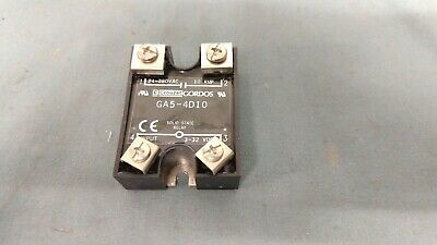 Air-Shields Vickers Pm78-1 Infant Warmer Gordos Ga5-4D10 Solid State Relay Tech
