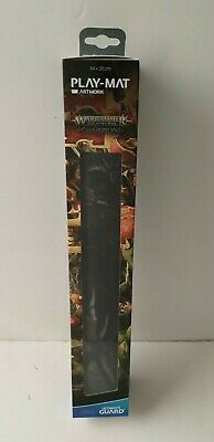 Age of Sigmar: Champions - Ultimate Guard Chaos Vs Destruction Playmat NEW