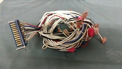Air-Shields Vickers Pm78-1 Infant Warmer Ribbon Fixture Receiving Wiring Harness