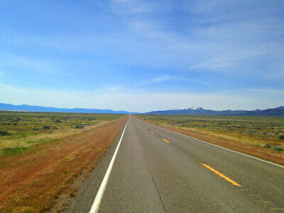 """Rare 18.46 Acre Nevada Ranch """"crescent Valley""""! Paved Road Frontage! No Reserve!"""