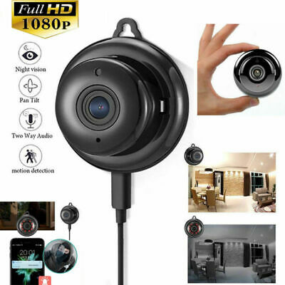1080P Wireless Mini WIFI IP Camera HD Smart Home Security Camera Night Vision Y