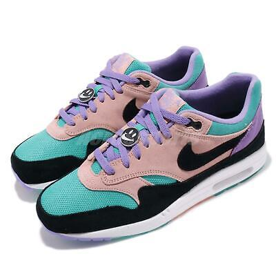 Details about Nike Air Max 1 ND Have A Nike Day Purple Blue Coral BQ8929 500 GS Men 4Y 12