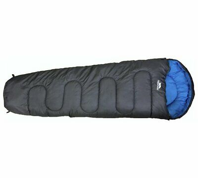 Trespass 400gsm Mummy Single Sleeping Bag