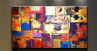 ZWPT307 vogue modern abstract hand-painted home wall art oil painting on canvas