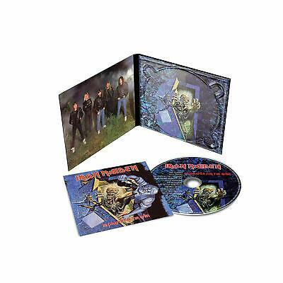 IRON MAIDEN NO PRAYER FOR THE DYING CD (Remastered) (Released 29/03/2019)