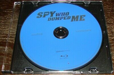 The Spy Who Dumped Me (Blu-ray Disc ONLY, 2018)