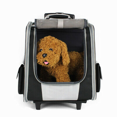 Multi-function Portable Outdoor Cat Dog Pet Bag Backpack Travel Carrier