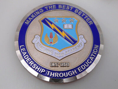 Kisling Nco Academy Air Force Wingman Warrior Leader Challenge Coin