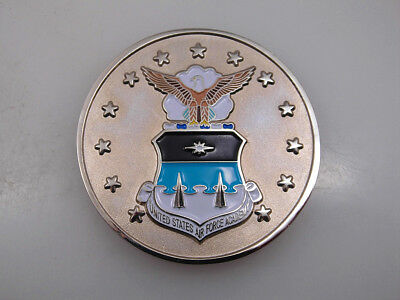 United States Air Force Academy Deuce #170 Challenge Coin