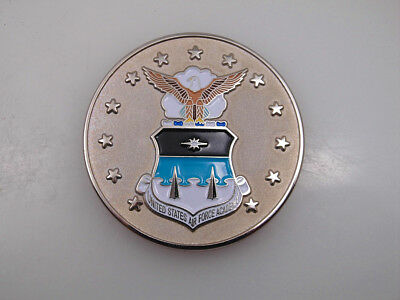 United States Air Force Academy Fightin Fourth Challenge Coin