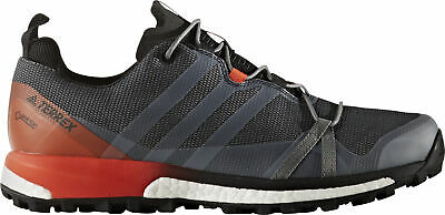 promo code 124e0 75b0e adidas Terrex Agravic GTX Mens Trail Running Shoes - Grey