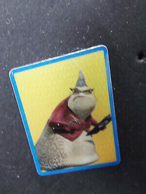 DISNEY MONSTERS INC Roz Pin