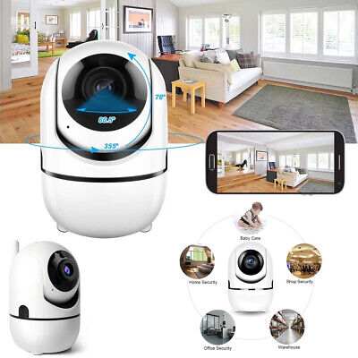 Telecamera Ip Cam Camera Hd 720P Wireless Led Ir Tf Motorizzata Wifi Rete V380