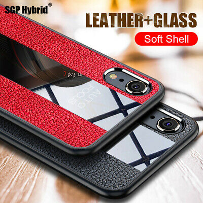 For iphone X XS MAX 7 8 Plus Soft Shockproof Leather Protection Case Phone Cover