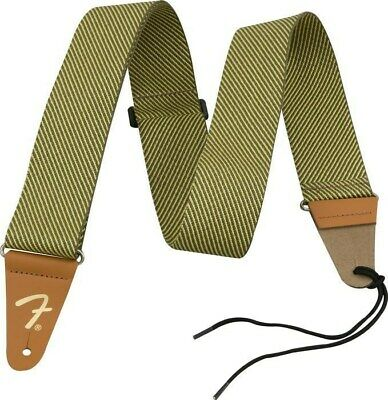 "NEW Fender 2"" Vintage Tweed Guitar Strap, #099-0687-000"