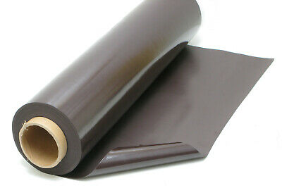 Flexible Uncoated Magnetic Sheeting, 100ft roll