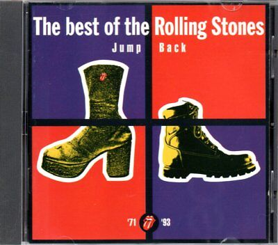 THE ROLLING STONES - Jump Back (The Best Of) - CD Album *Remastered* *Hits*
