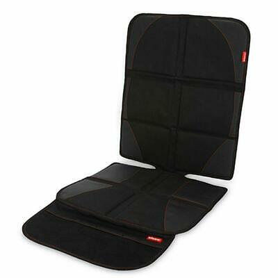 Diono Ultra Mat Seat Protector with Integrated Car Seat Shade Non-Slip