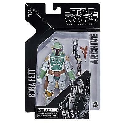 Star Wars The Black Series Archive Boba Fett 6-Inch Figure - New in stock