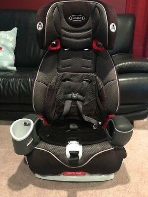 039c4b79278 GRACO ATLAS 65 2-in-1 Harness Booster Car Seat Glacier -  80.00 ...
