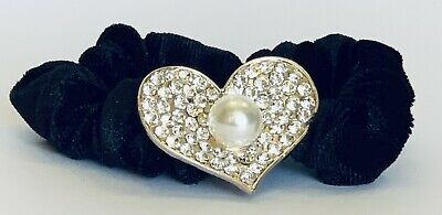 Velvet Scrunchies for women and girls, party hair ties, hair accessory