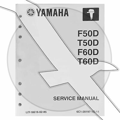 yamaha outboard l130x factory service repair manual