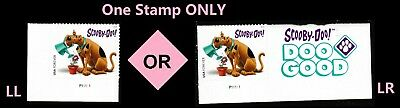 US 5299 Scooby-Doo forever plate single MNH 2018