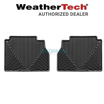 2016-2019 SEQUOIA FLOOR MAT LINERS RUBBER ALL WEATHER LIP STYLE TOYOTA OEM 3PC