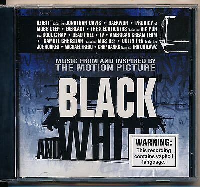 Black and White sountrack cd