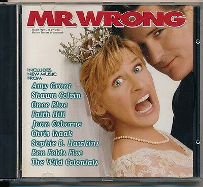 Mr. Wrong Music From The Original Motion Picture Soundtrack cd