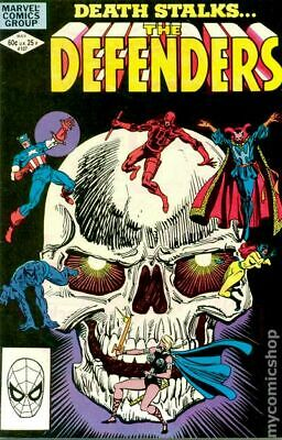 Defenders (1st Series) #107 1982 FN Stock Image
