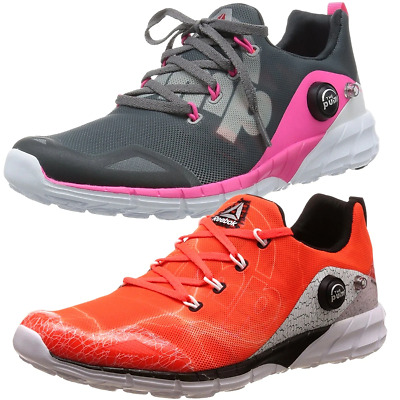 e044d3134 Reebok ZPump Trainers Fusion 2.0 Running Shoes Walking Gym Sneakers Size  Womens