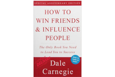 How to win friends and influence people Best Self Improvement Book 'PDF'