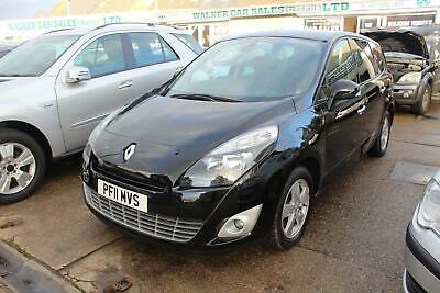 Renault Grand Scenic Dynamique Tomtom dCi DIESEL MANUAL 2011/11