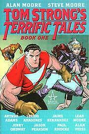 Tom Strongs Terrific Tales TP Book 01 (Tom Stron, Moore, Alan,Moore, Steve, Exce